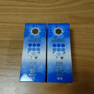 薬用オーラクリスターゼロ 2個セット(口臭防止/エチケット用品)
