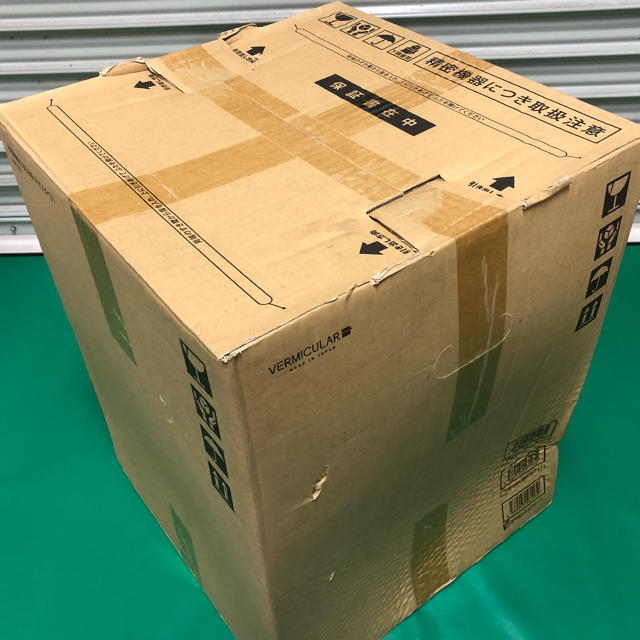 Vermicular(バーミキュラ)のバーミキュラ ライスポット RP23A-GY(グレー) [5合 /IH] スマホ/家電/カメラの調理家電(炊飯器)の商品写真