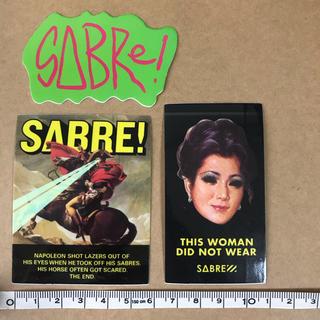 セイバー(SABRE)のSABRE セイバー ステッカー セット(その他)