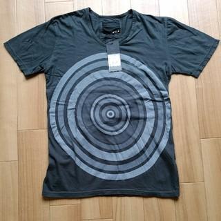 オーレット(OURET)の新品未使用 OURET グラデーションサークルプリントTシャツ(Tシャツ/カットソー(半袖/袖なし))