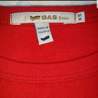 ガス(GAS)のGAS✕HONDA(Tシャツ(半袖/袖なし))