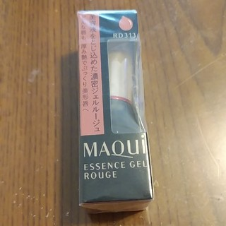 マキアージュ(MAQuillAGE)のマキアージュエッセンスジェルルージュRD313(リップグロス)