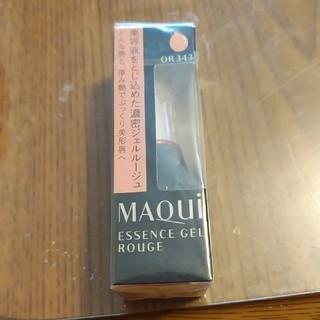 マキアージュ(MAQuillAGE)のマキアージュエッセンスジェルルージュOR343(リップグロス)