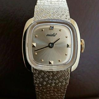 ヴィーダプラス(VIDA+)のvida+ 華奢腕時計(腕時計)