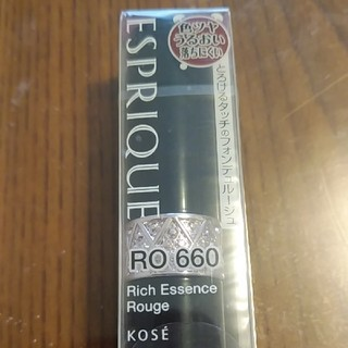 エスプリーク(ESPRIQUE)のエスプリークリッチフォンデュルージュRO660(口紅)