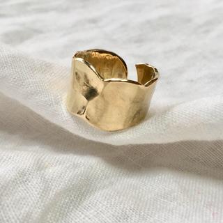真鍮 リング 指輪 No.32(リング(指輪))