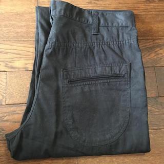バルデセブンティセブン(Varde77)のバルデセブンティセブン / Varde77 パンツ (コットン) 黒 サイズ:L(その他)