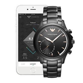 エンポリオアルマーニ(Emporio Armani)の☆新品☆二万円引きEMPORIO ARMANI 腕時計 アルベルト(腕時計(アナログ))
