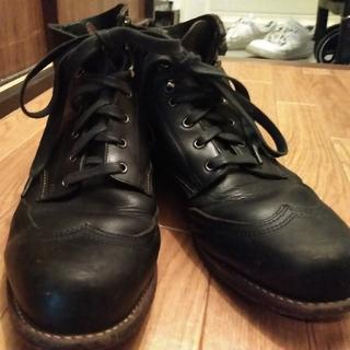 ウルヴァリン(WOLVERINE)のウルヴァリン 1000マイルブーツ(ブーツ)