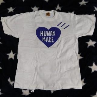 HUMAN MADE  Tシャツ ブルー ハート 三代目JSB(Tシャツ/カットソー(半袖/袖なし))