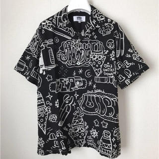 ジュンヤワタナベ(JUNYA WATANABE)のジュンヤワタナベ コムデギャルソン アロハ シャツ XSサイズ(シャツ)