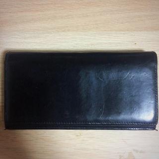 ホワイトハウスコックス(WHITEHOUSE COX)のホワイトハウスコックス ブライドルレザー  長財布(長財布)