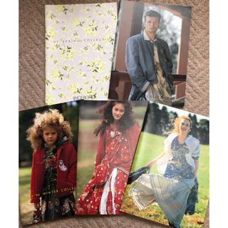 ピンクハウス(PINK HOUSE)のピンクハウス   インゲボルグ  カールヘルム カタログ5冊セット(ファッション)
