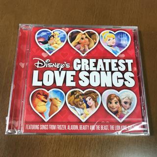 ディズニー(Disney)のディズニー人気ラブソング集 輸入盤  結婚式(映画音楽)