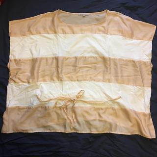 ギャップ(GAP)のGAP ブラウス(シャツ/ブラウス(半袖/袖なし))