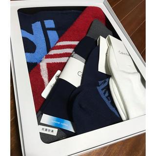 アディダス(adidas)のadidas タオル、カルバンクライン 靴下(その他)