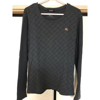 バーバリー(BURBERRY)のバーバリー  ブラックレーベル(Tシャツ/カットソー(七分/長袖))