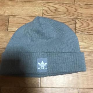adidas - アディダスニット帽
