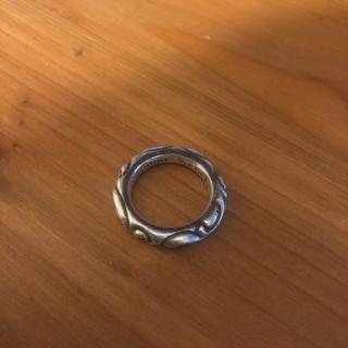 クロムハーツ(Chrome Hearts)のクロムハーツ14号 スクロールリング(リング(指輪))