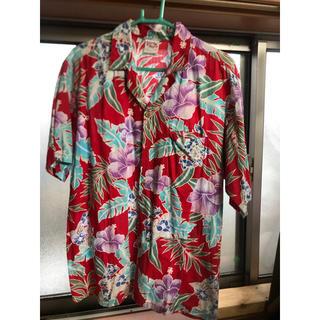 サンサーフ(Sun Surf)の最終値引‼️Alohaシャツ MADE IN USA 美品(Tシャツ/カットソー(半袖/袖なし))