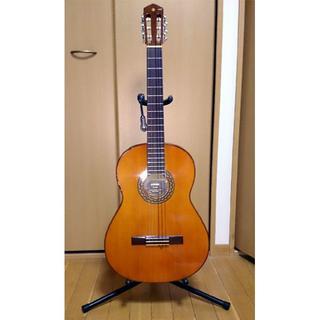 ヤマハ(ヤマハ)のヤマハ ナイロン弦ギター G-120  ハードケース・ストラップ付き(クラシックギター)