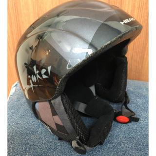 ヘッド(HEAD)のキッズ HEAD スキースノーボード用ヘルメット(ウエア/装備)