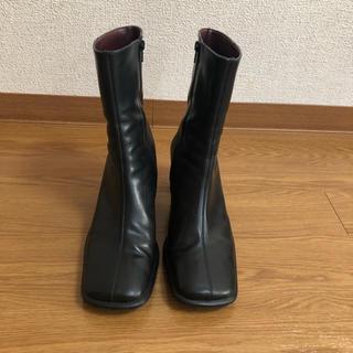 ダナキャランニューヨークウィメン(DKNY WOMEN)のdkny ヒールブーツ(ブーツ)