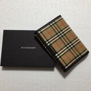 バーバリー(BURBERRY)の⭐️専用です⭐️新品⭐️バーバリー ブックカバー(ブックカバー)