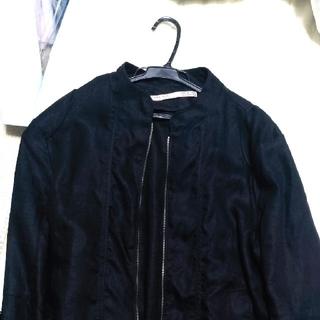 ザラ(ZARA)のレア ZARA ジャケット 黒 Lサイズ (その他)