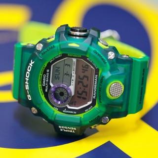 ジーショック(G-SHOCK)のG-SHOCK レンジマン GW-9401KJ-3JR ゴーストグラスフロッグ(腕時計(デジタル))