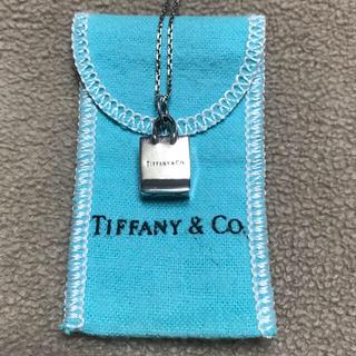 ティファニー(Tiffany & Co.)のティファニー シルバー ネックレス チャーム(チャーム)