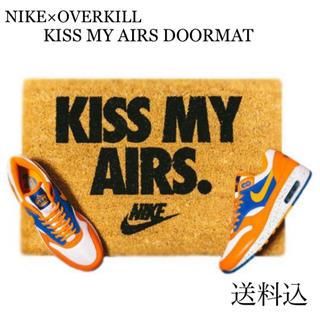 ナイキ(NIKE)のNIKE×OVERKILL KISS MY AIRS DOORMAT(玄関マット)