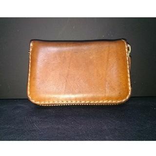 ヘルツ(HERZ)のHERZ ヘルツ コンパクト財布 ファスナー有り(折り財布)