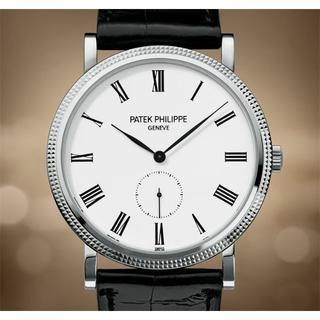 パテックフィリップ(PATEK PHILIPPE)の新品 パテック・フィリップ  カラトラバ 5119G-00 ホワイトゴールド (腕時計(アナログ))