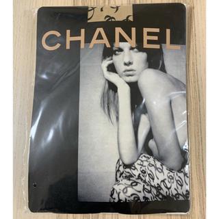 シャネル(CHANEL)の最終価格‼️新品・未使用・未開封⭐️ シャネル ロゴタイツ ストッキング(タイツ/ストッキング)