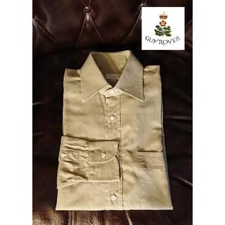 ギローバー(GUY ROVER)のGUY ROVER ドレスシャツ ベージュ(シャツ)
