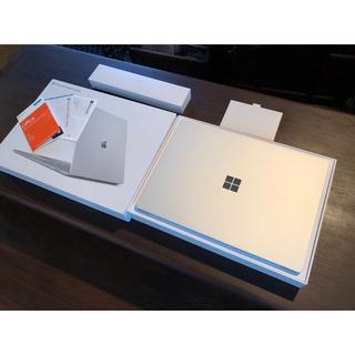 マイクロソフト(Microsoft)の【美品】 Surface Laptop 256GB Corei5 メモリ 8GB(ノートPC)