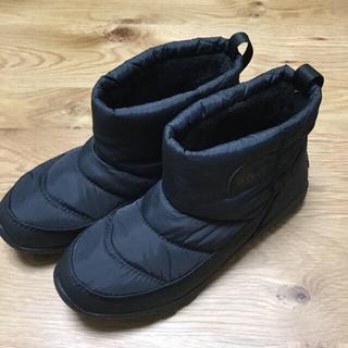 ソレル(SOREL)のソレル ウィットニーキャンプ ブラック(ブーツ)