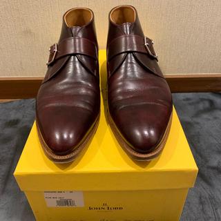 ジョンロブ(JOHN LOBB)のジョンロブ Highgate(ハイゲート) ミュージアムカーフ  6.5E(ブーツ)