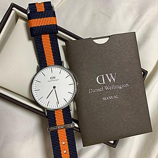 ダニエルウェリントン(Daniel Wellington)の【日本レア】Daniel Wellington 時計(腕時計)