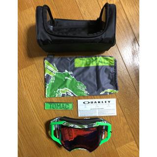 オークリー(Oakley)のOAKLEY AIRBRAKE MX オークリーエアブレイク トマック限定(装備/装具)