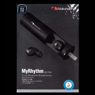 伝統と革新のワイヤレスイヤフォン Nakamichi MyRhythm ナカミチ(ヘッドフォン/イヤフォン)