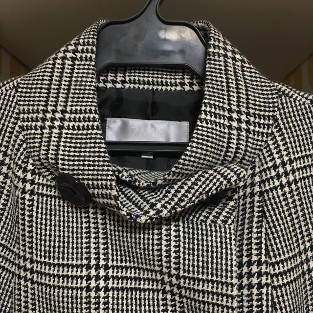 ZAZIE(ザジ)のZAZIE Pコート ピーコート 新品 ザジ ジャケット レディースのジャケット/アウター(ピーコート)の商品写真