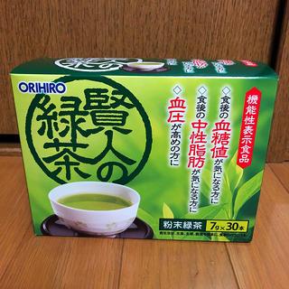 オリヒロ(ORIHIRO)の賢人の緑茶(茶)