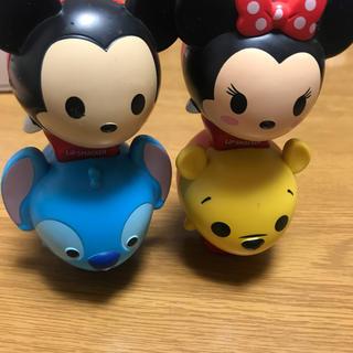 ディズニー(Disney)のlip smacker 4点セット(リップケア/リップクリーム)