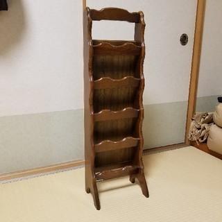 カリモクカグ(カリモク家具)の中古品 カリモク スリッパ立て(棚/ラック/タンス)