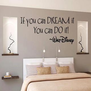 ディズニー(Disney)のインテリア・壁紙ステッカー ディズニー You can do it(その他)
