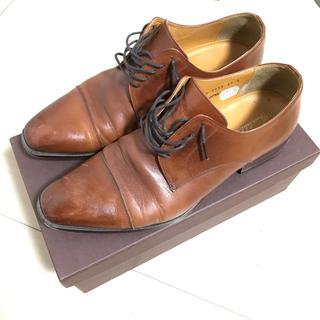 グリーンレーベルリラクシング(green label relaxing)のグリーレーベル ドレスシューズ 革靴 27.0(ドレス/ビジネス)