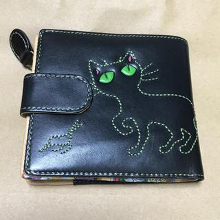 ジミー(Jimmy)の【猫】Jimmy Liao  ジミーリャオ 二つ折り財布(財布)