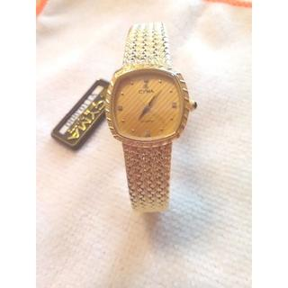 シーマ(CYMA)の定価11万★新品★レディース腕時計(腕時計)